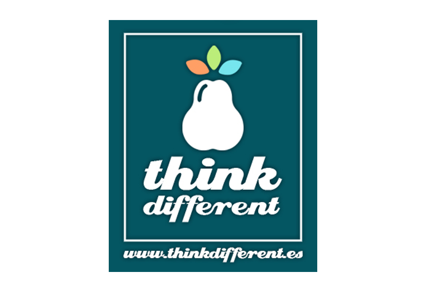 Logo Think different - OctoberCMS