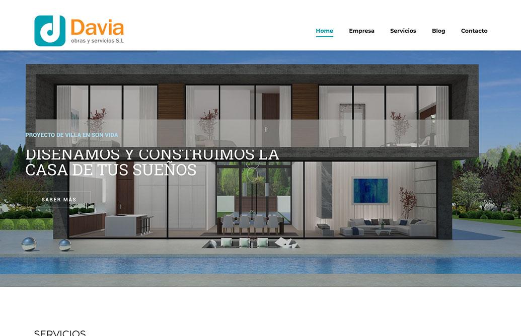 Think Different Davia Obras y Servicios Web