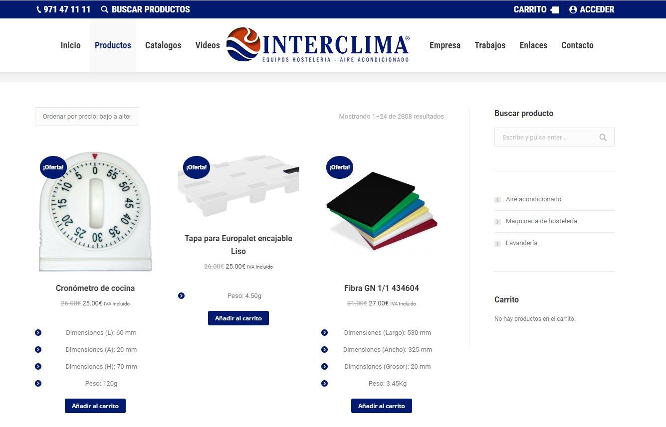 Think Different Interclima web 0