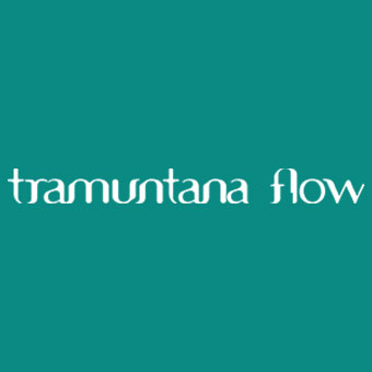Think Different Tramuntana Flow ONG logo
